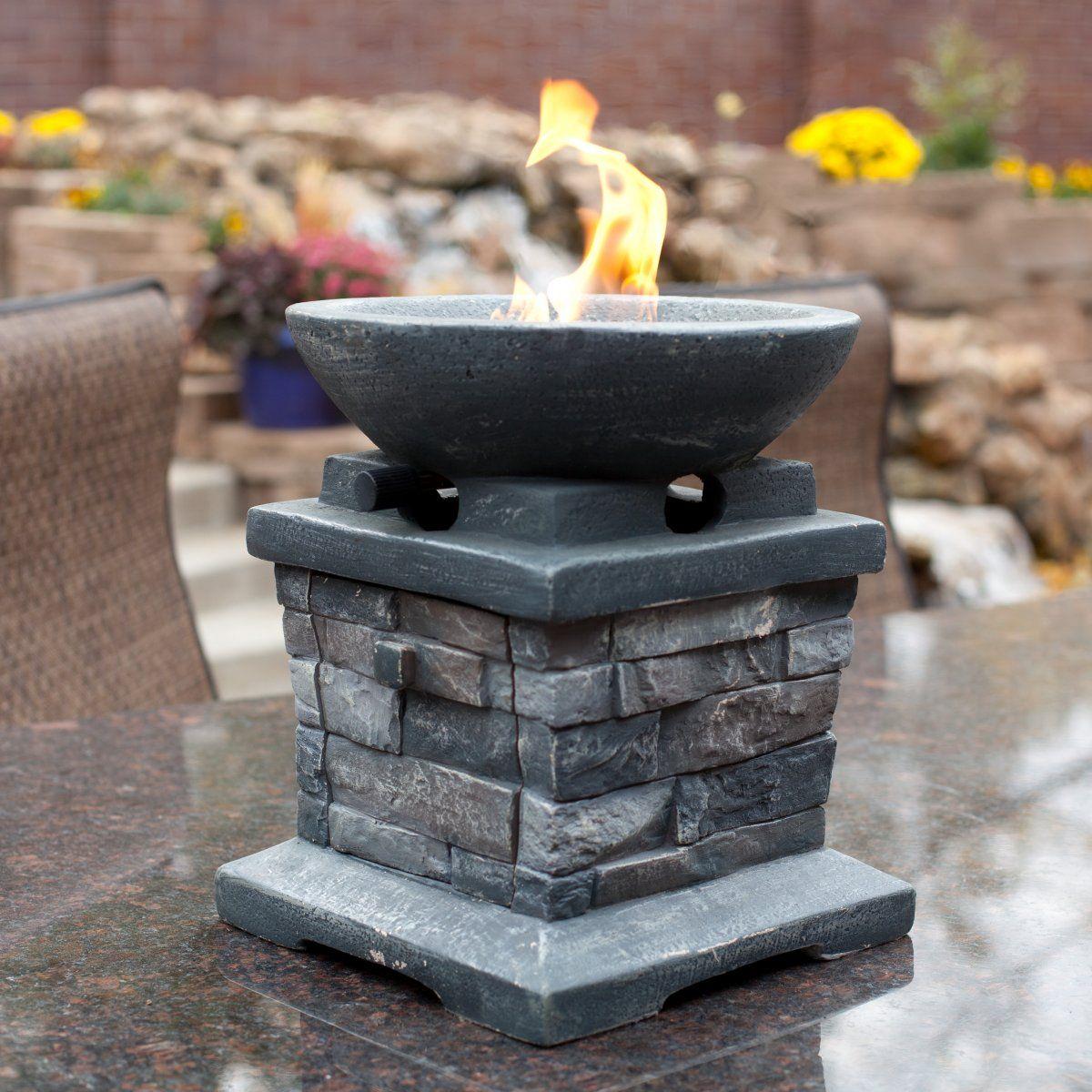 Coronado Propane Tabletop Fire Bowl