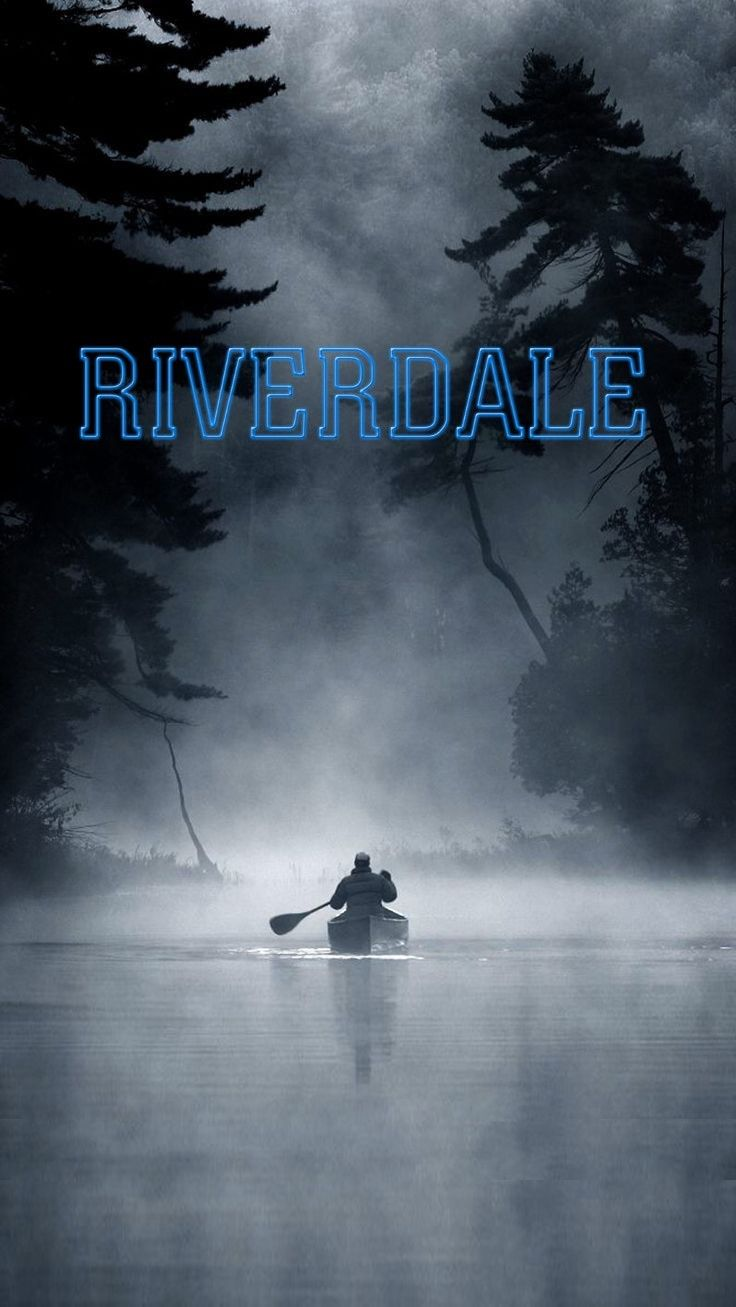 """this is a wallpaper i made of my favourite tv show """"riverdale"""