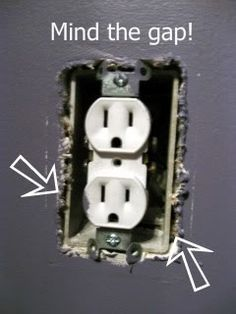 Keep in the Heat: How to Easily Insulate Outlets and Light ... Wiring Or Insulation First on