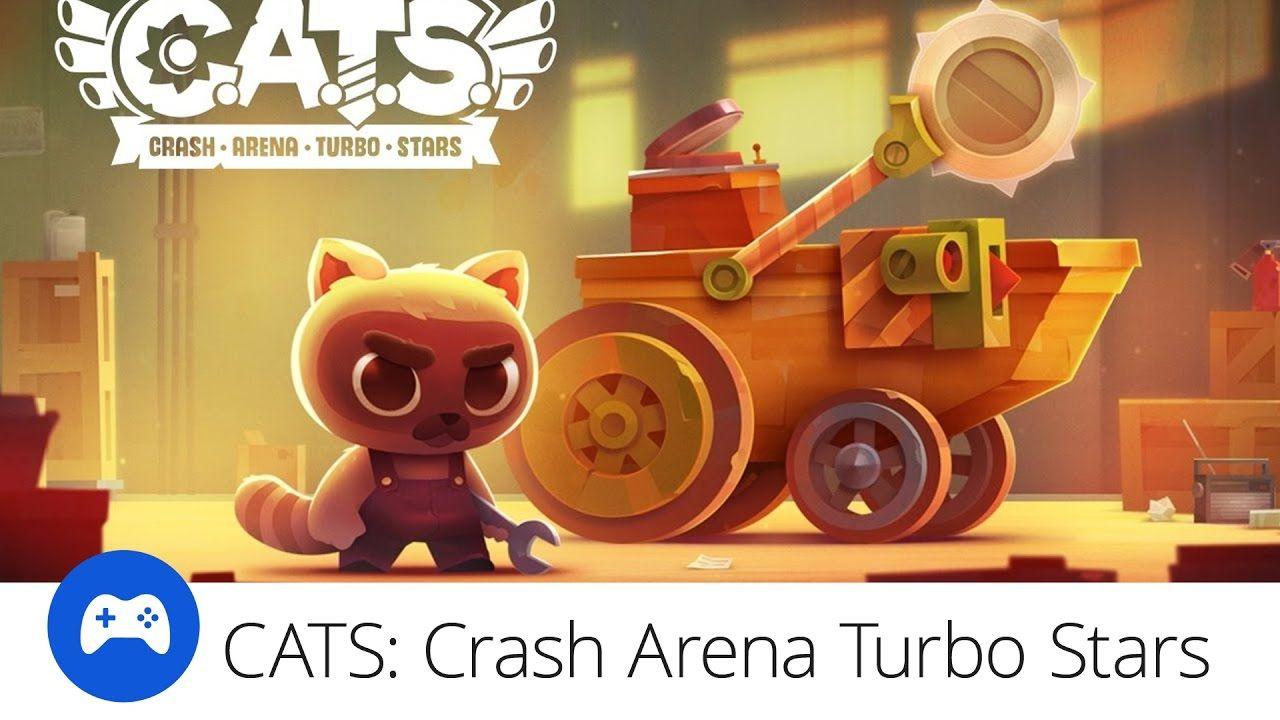 LETS GO TO CATS CRASH ARENA TURBO STARS GENERATOR SITE
