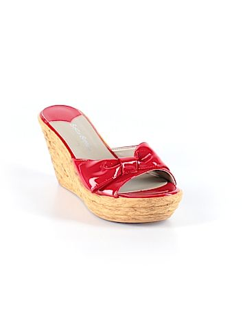a74fcfadc3f Sotto Sopra Women Wedges Size 7 | my thredUP! Board | Shoes, Second ...