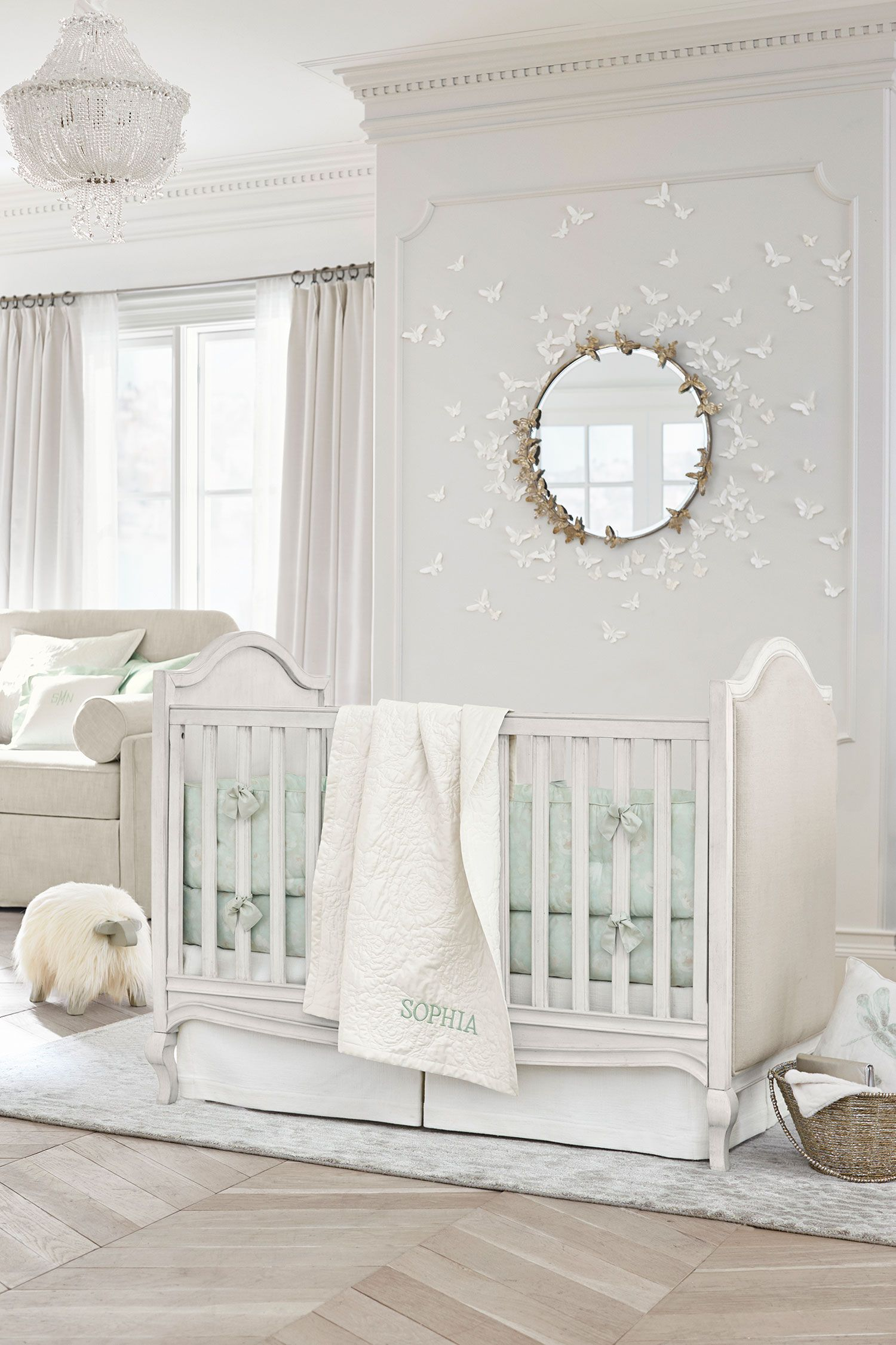 Interview: Monique Lhuillier On Her Collection for Pottery Barn Kids ...