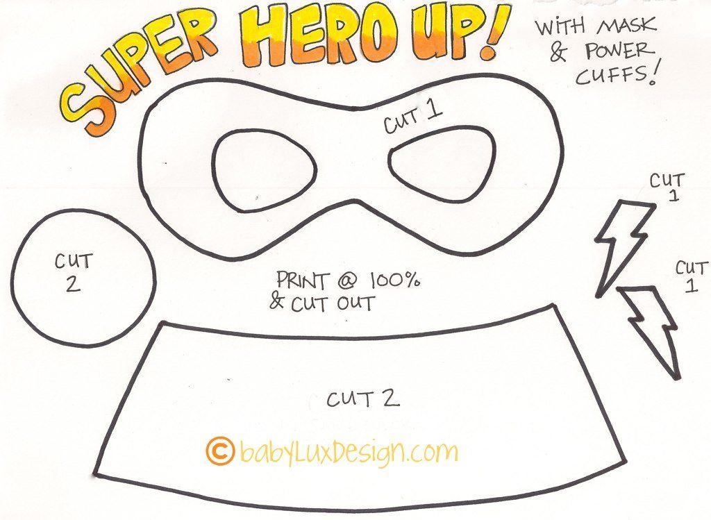 superhero mask kiddo krafts pinterest superhero super hero masks and birthdays. Black Bedroom Furniture Sets. Home Design Ideas