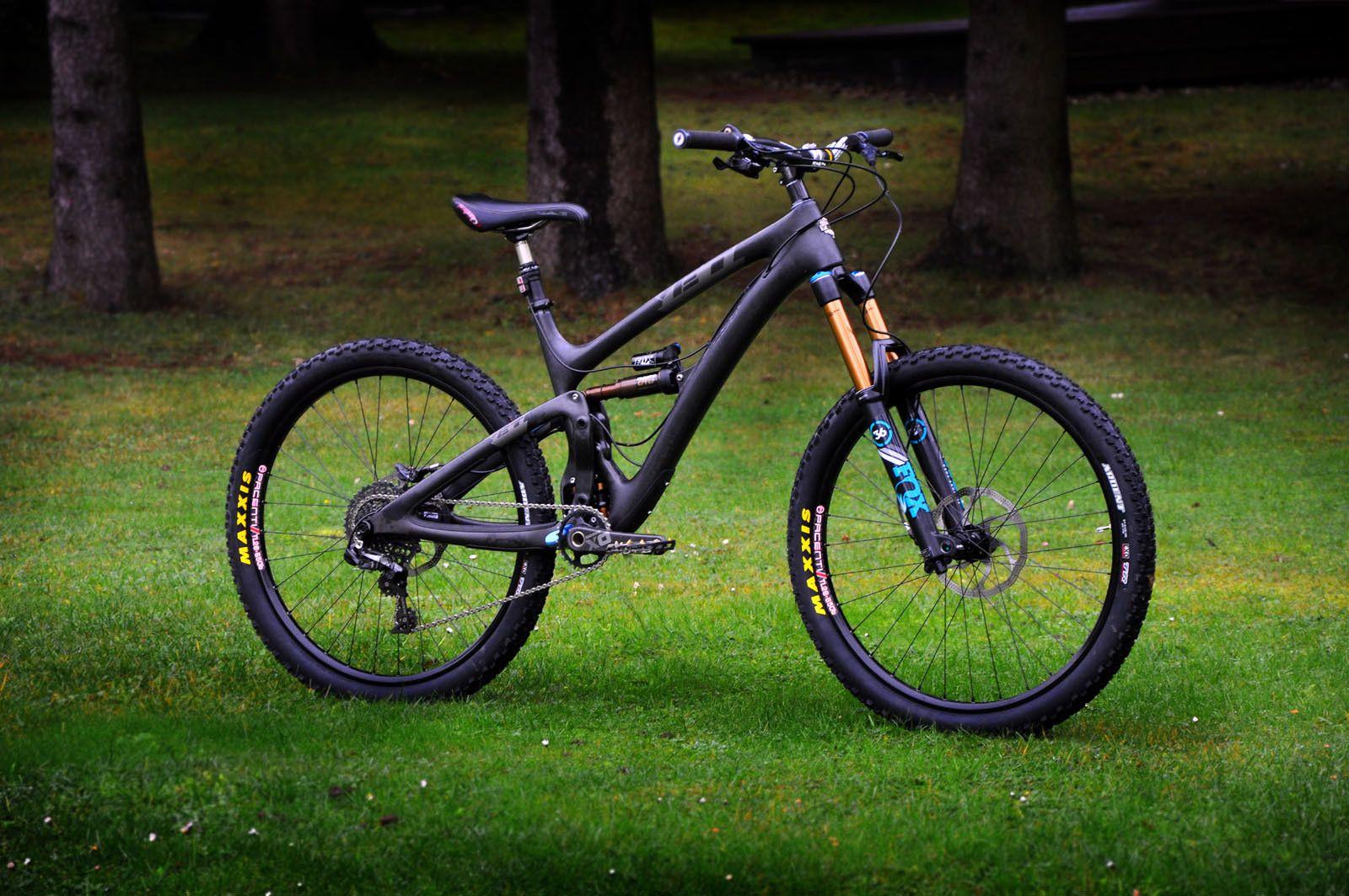 Yeti Sb6c Carbon Custom Bike Insel S Bike Check Vital Mtb