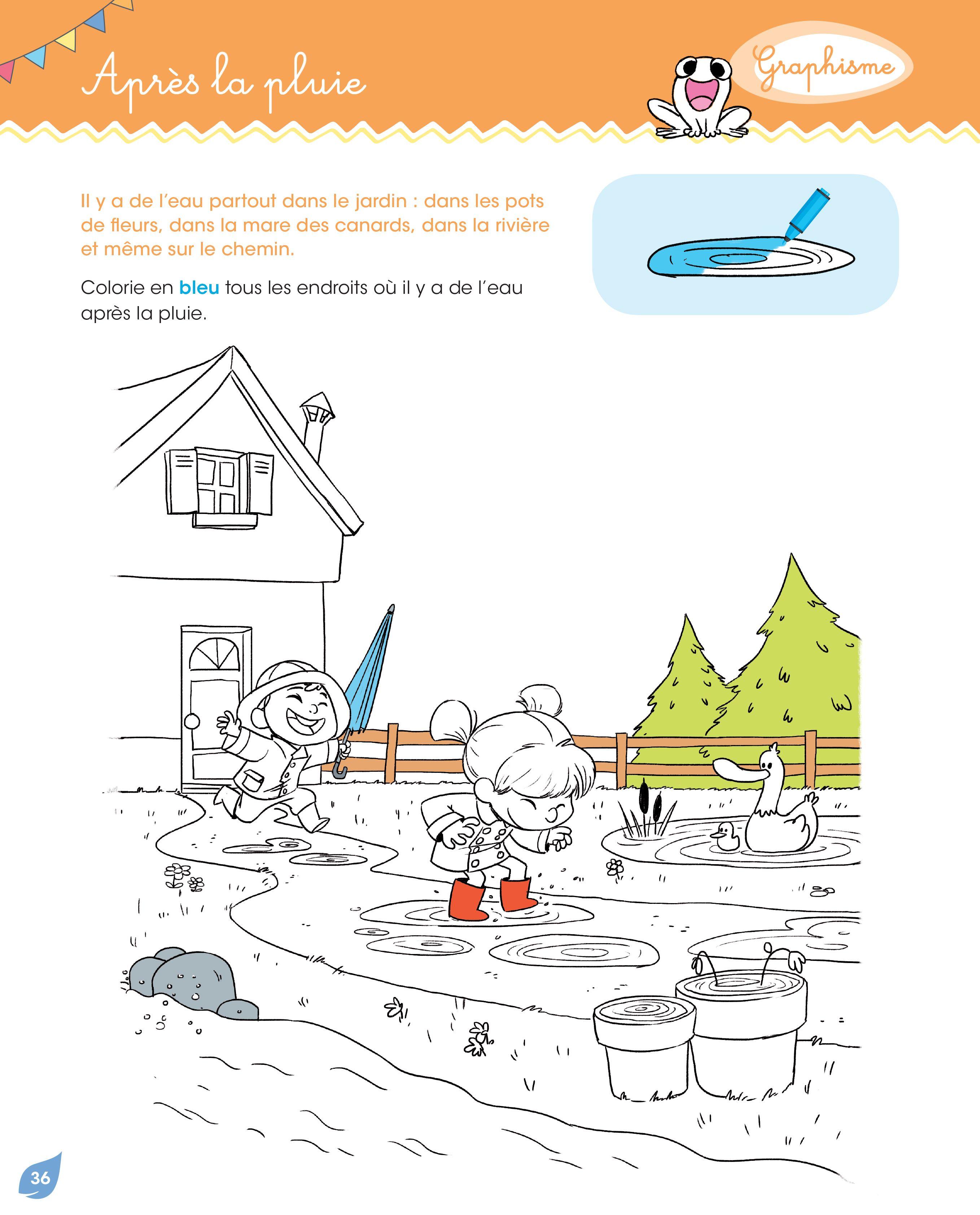 Hachette Education J Apprends En Coloriant Montessori