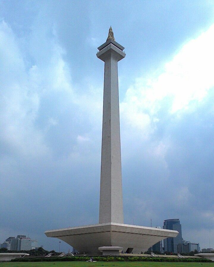 Monumen Nasional Monas Scenic Views Scenic Monument