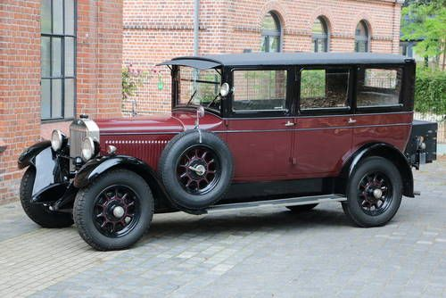 Mercedes 12 55 Ps Typ 300 W03 For Sale 1927 On Car And Classic Uk C641982