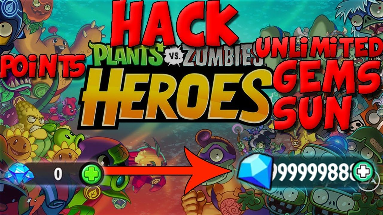 Mod Apk Plants Vs Zombies Heroes Hack No Human Verification Plants Vs Zombies Heroes Hack And Cheats Plants Vs Zombie Plants Vs Zombies Zombie Cheat Online
