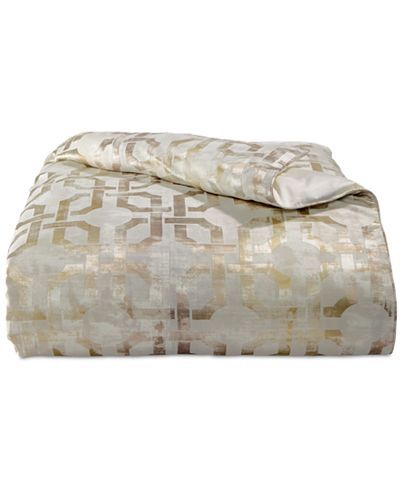 Photo of Fresco Full/Queen Comforter, Created for Macy's