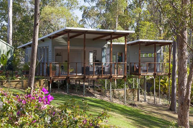 Skillion Roof Pavilion Houses Google Search House