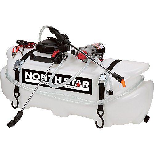 NorthStar ATV Broadcast and Spot Sprayer – 16 Gallon, 2 2