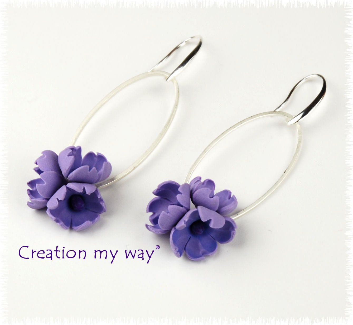 polymer clay design - by Creation my way