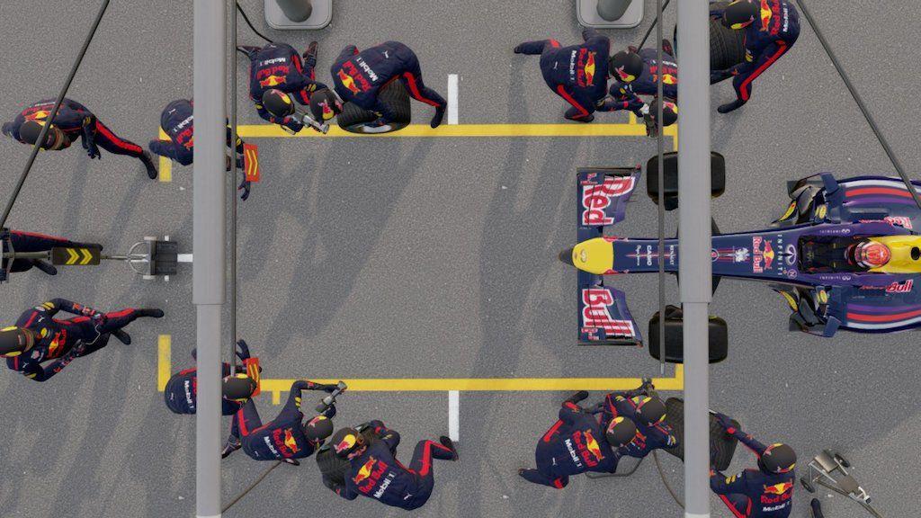 Formula 1 Pit Stop Games