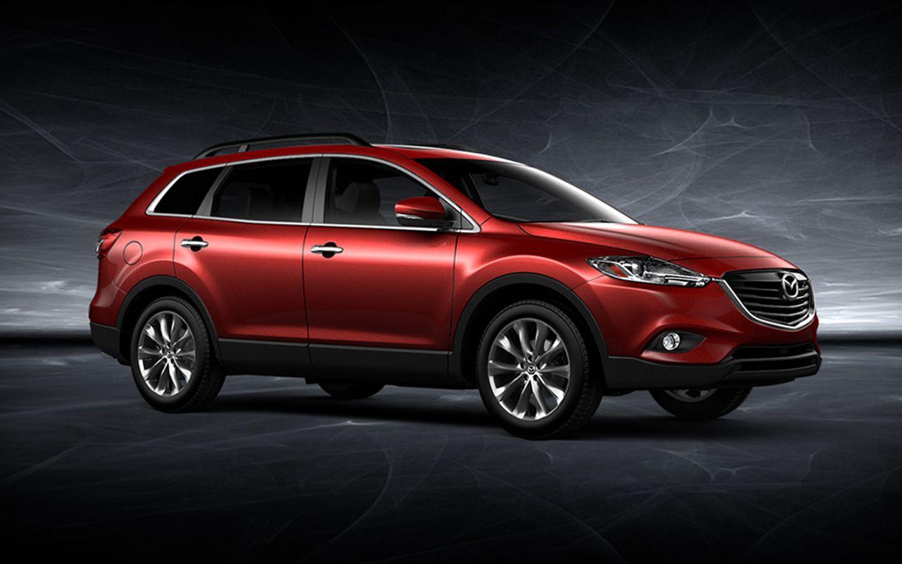 2016 Mazda CX9 Redesign and Rumors