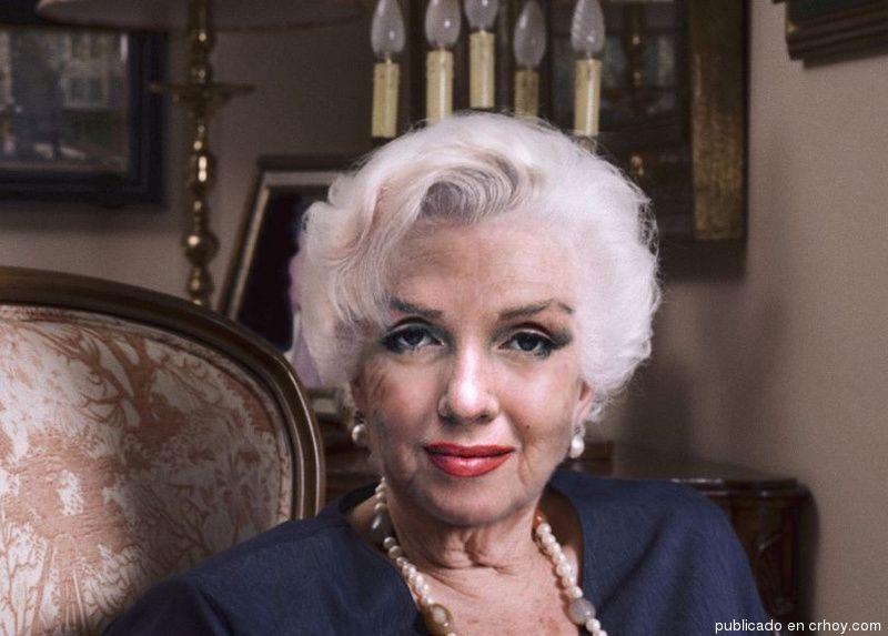 ¡Feliz 90 cumpleaños! Así luciría Marilyn Monroe hoy
