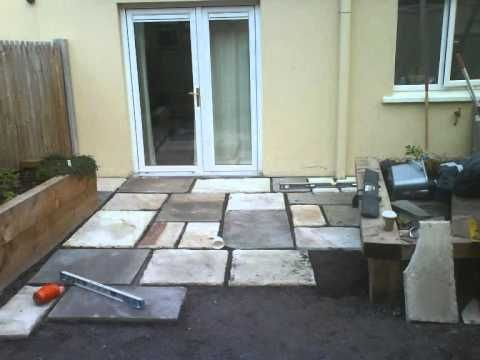 Design Ideas How To Make A Patio With Pea Gravel Filler