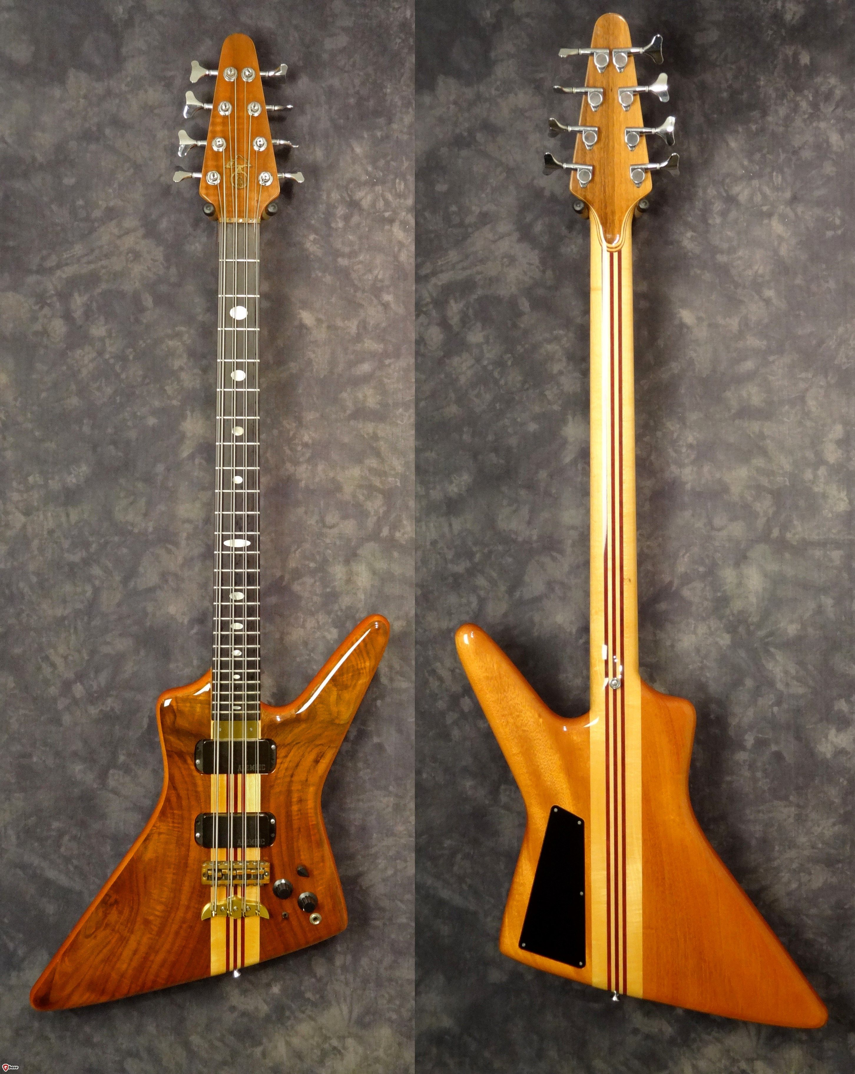 alembic exploiter eight string bass basses electric acoustic contra bass guitar bass. Black Bedroom Furniture Sets. Home Design Ideas
