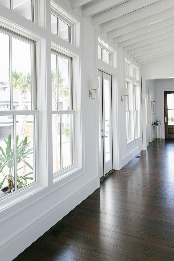 Internal Window Frames Modern Interior Windows Between Rooms
