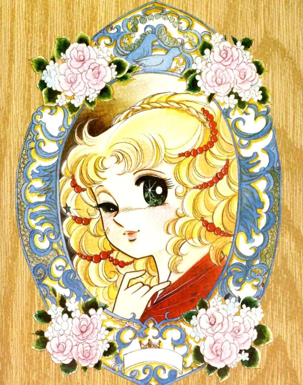 Candy Candy Artbook Ilustraciones