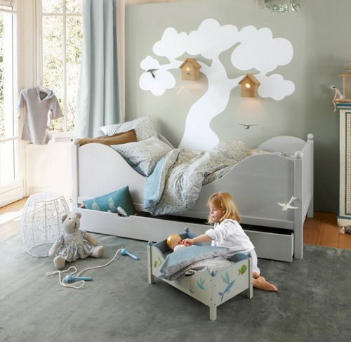 Fotos habitaciones infantiles decoracion infantil y - Habitaciones bebes nina ...