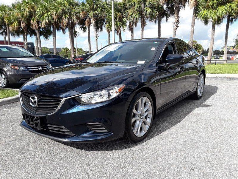 Used 2016 Mazda MAZDA6 in WEST PALM BEACH, FL 494606911