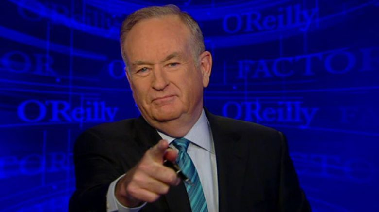 O'Reilly: I'm Going to FedEx the WH a Chart Listing All Terror Groups