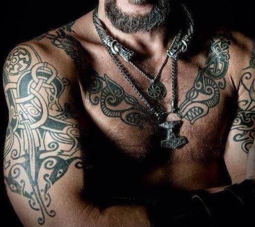 Alex Sacha Tatoueur pinjorge pedrero on hangups | pinterest | tattoos, viking