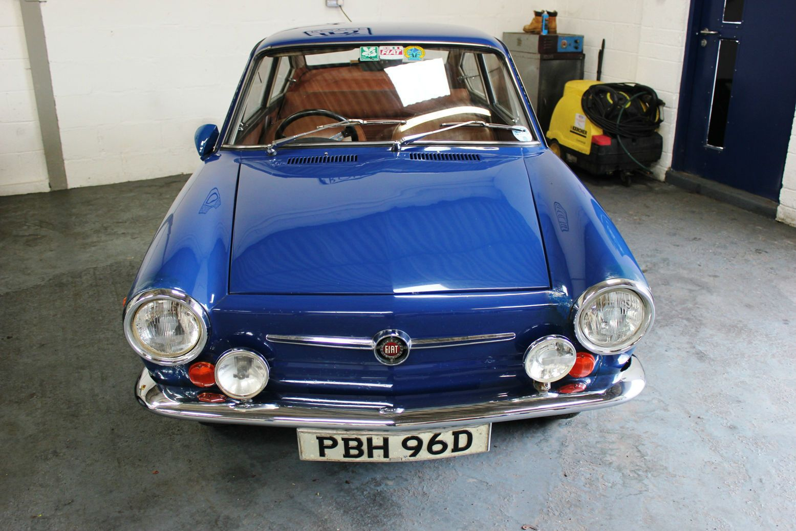 Fiat 850 Sport Coupe My Love Affair With The Fiat Ended When I