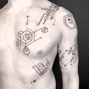 Tattoo uploaded by Tattoodo | Mandala Tattoo by Cally Jo @callyjoart #callyjo #callyjoart #blackandgrey #mandala | 28100 | Tattoodo