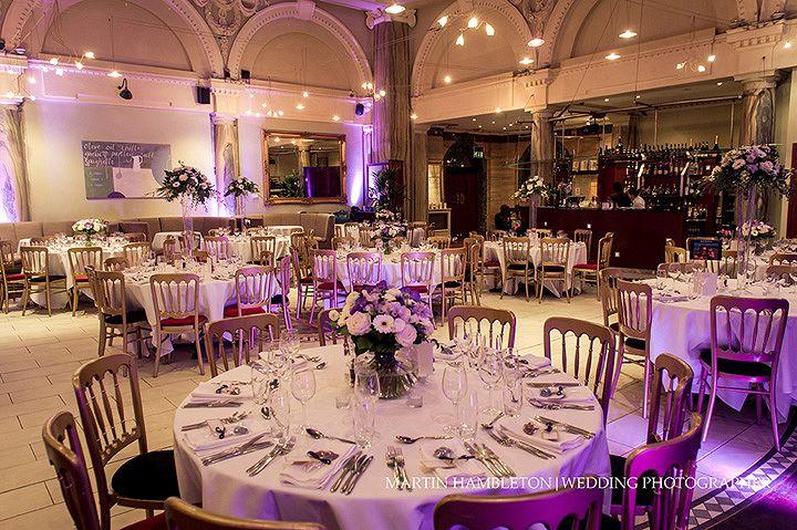 Manchester Wedding Venue Stock Restaurant Ready For The Wedding