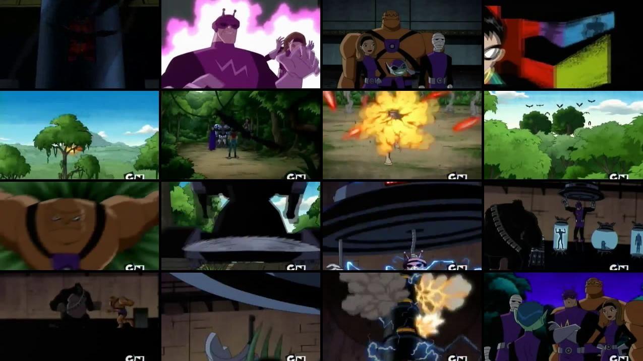 Watch Teen Titans Episode 54 English Subbedat Allwebtube -5549