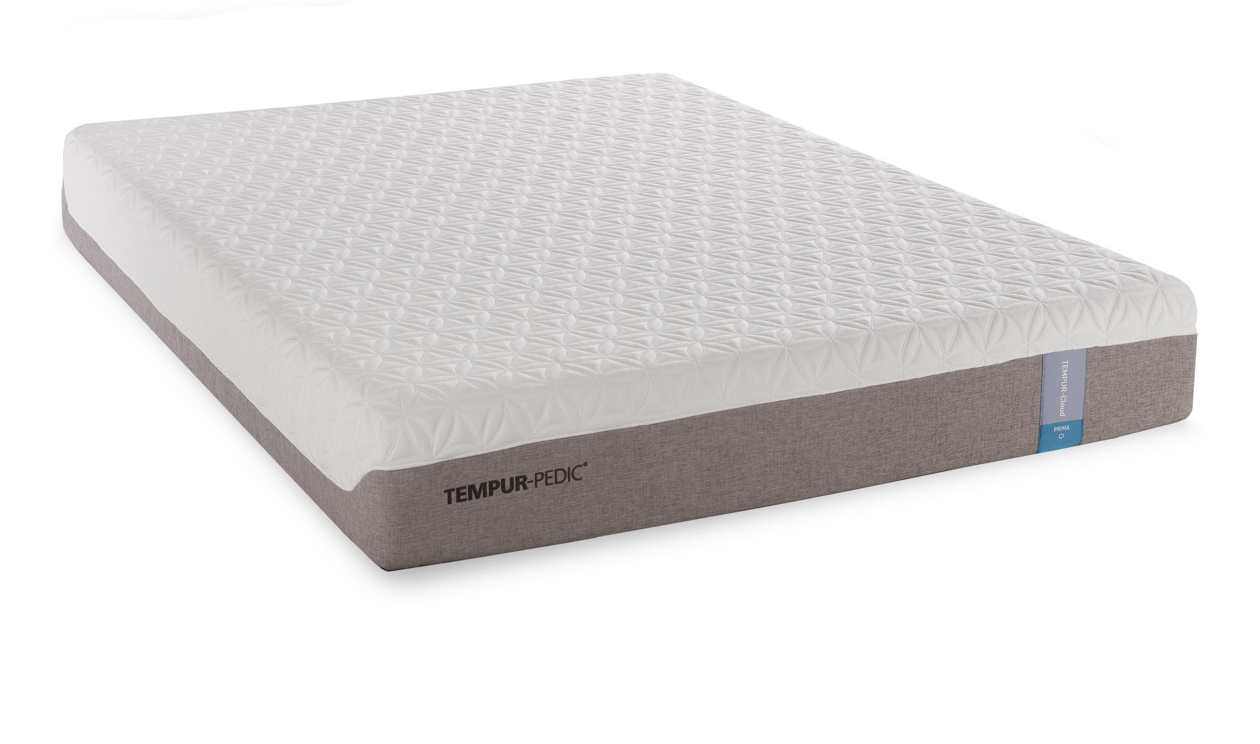 TEMPURCloud Prima Queen MediumSoft Mattress by Tempur