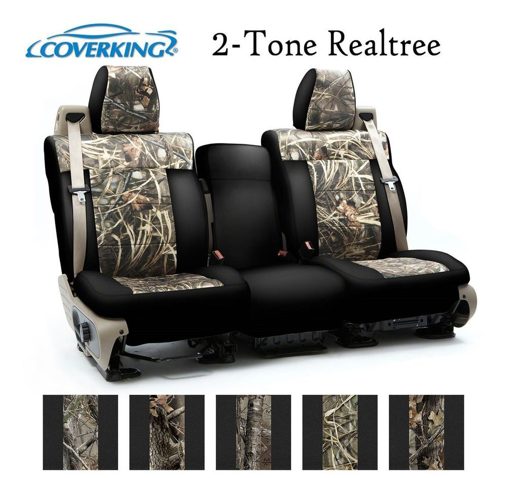 Details About Coverking Custom Seat Covers Neosupreme
