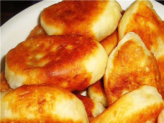 как приготовить домашние жареные пирожки