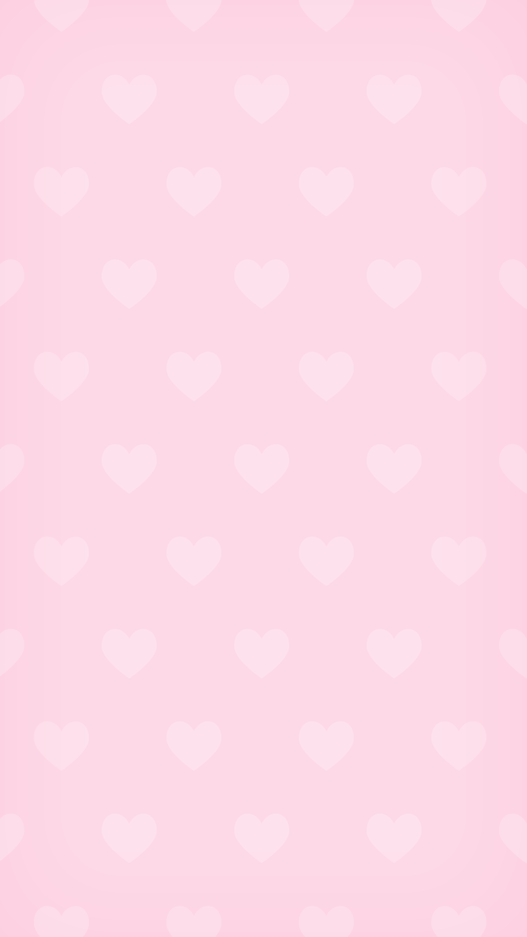 Wallpaper Hearts Pink