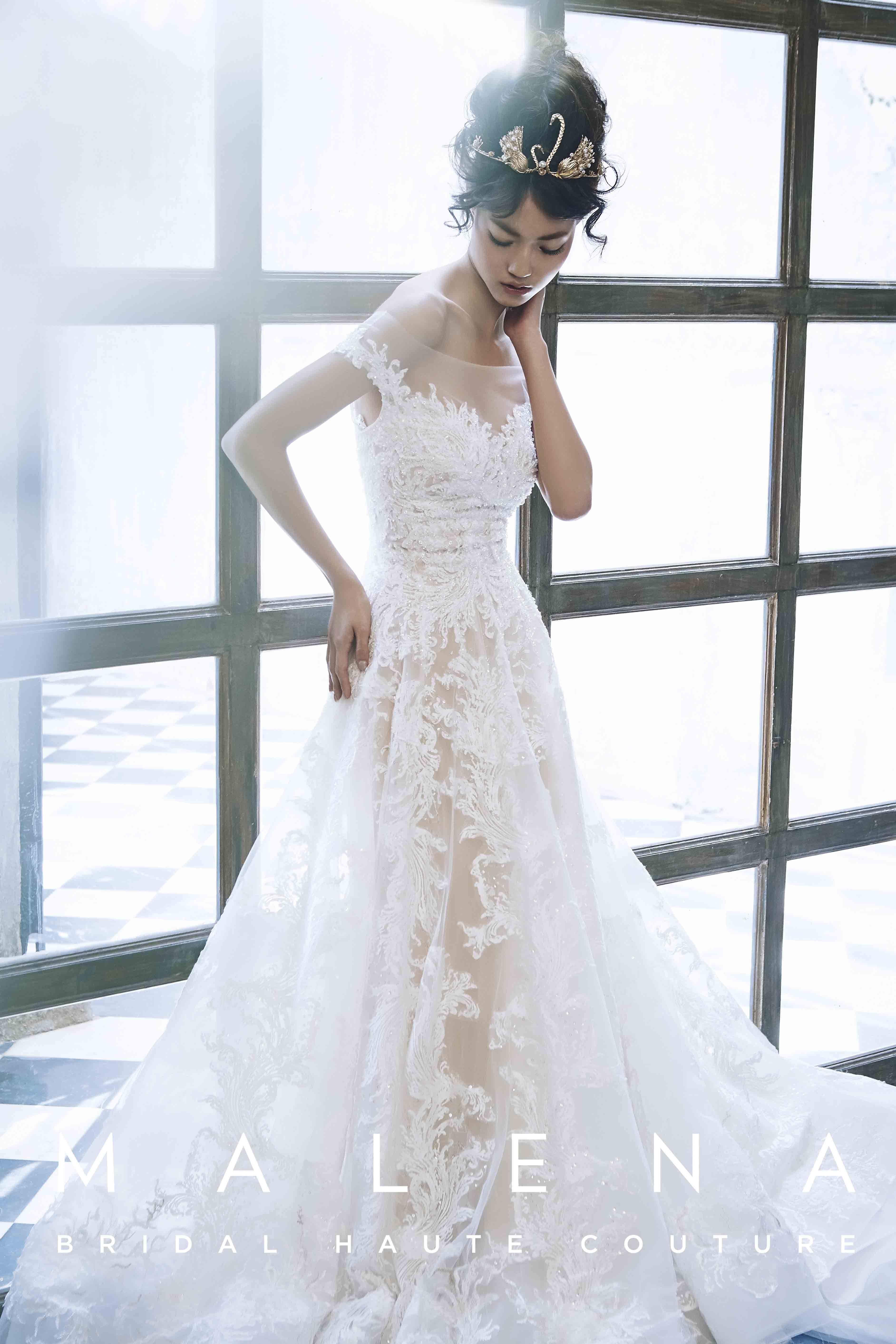 Wedding Gown Near Me Muslim wedding gown & bridal dress