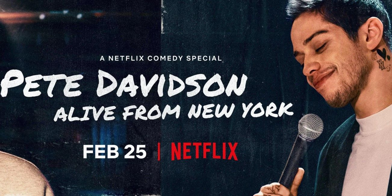 Pete Davidson Alive From New York 2020 Cast Release Date Plot