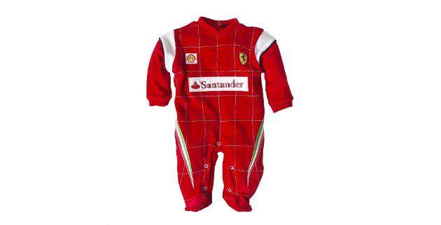 Scuderia Ferrari Baby Pilot Suit Jpg 630 322 Pixels Baby Clothes Jogging Suit Racing Suit