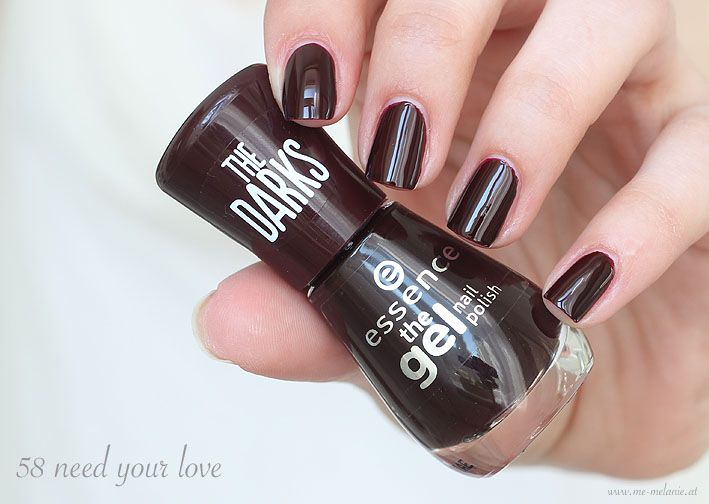 essence the gel nail polish 58 need your love | • makeup ...