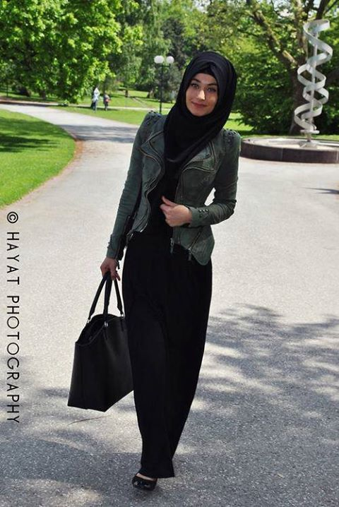 25 Modern Ways To Wear Hijab How To Wear Hijab