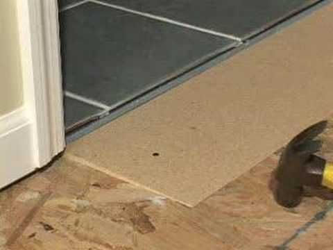 learn how to solve all your flooring transition problems | do it