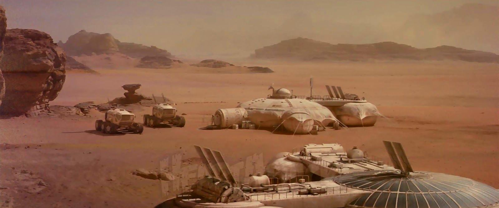 mission to mars concept art - photo #15