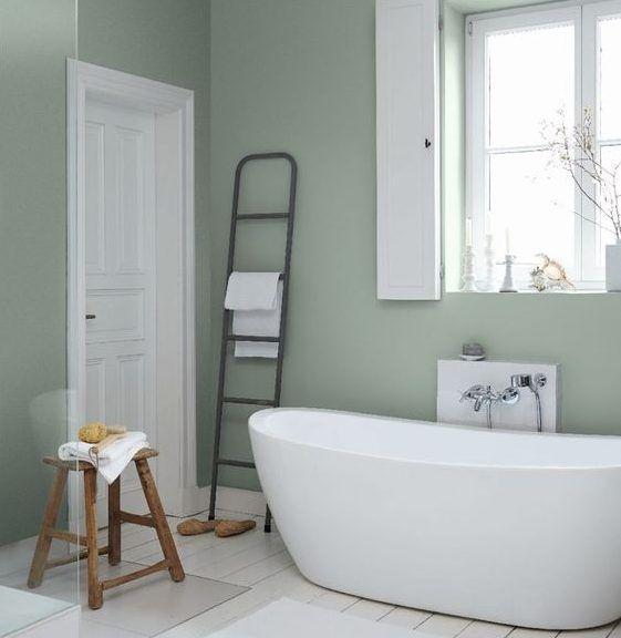 Pinta y decora tu casa de gris y verde