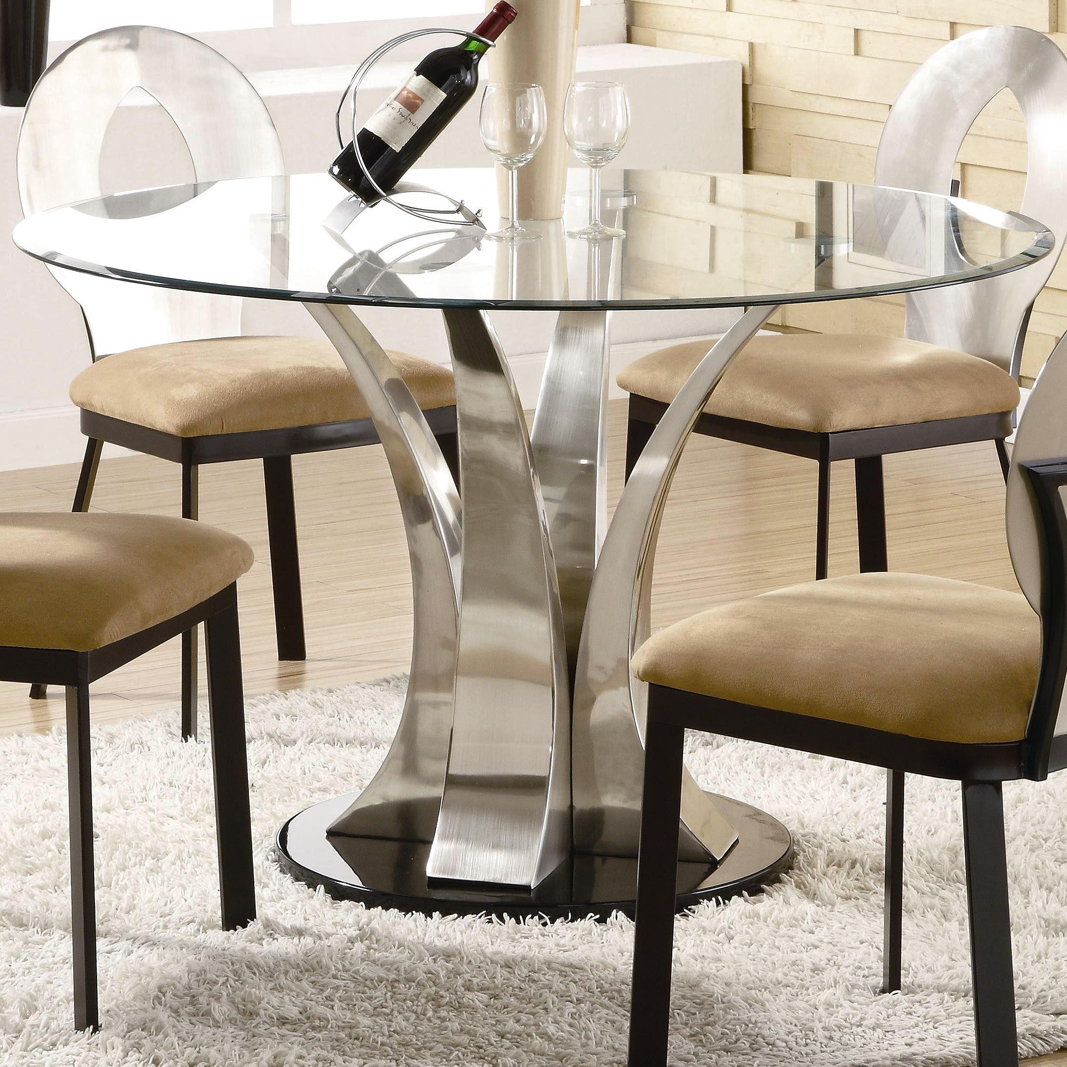 Moderner Glas Esstisch Und Stuhlen Neue Glas Ess Tisch Glas Esszimmer Tische Fur Den Verkauf Modern Esstisch Mit Glasplatte Esstisch Rund Holz Esstisch Podest