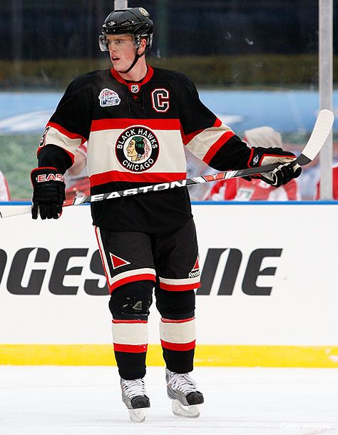 huge selection of 2f8ed 0f7f5 The 7 best NHL Winter Classic jerseys | BlackHawks! | Nhl ...
