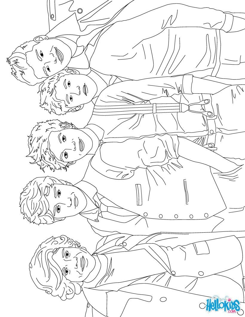 1D coloring page (With images) Coloring pages, Detailed