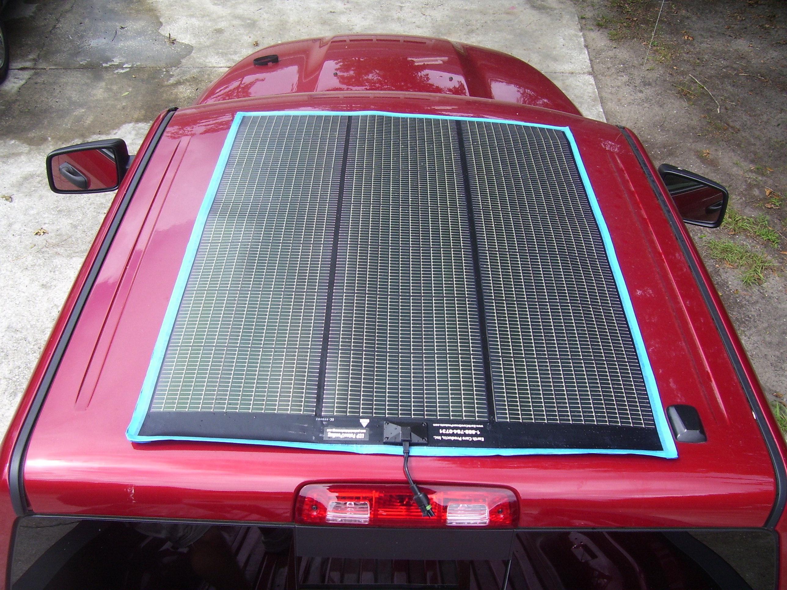 Very Cool Peel And Stick Solar Panels Solar Energy