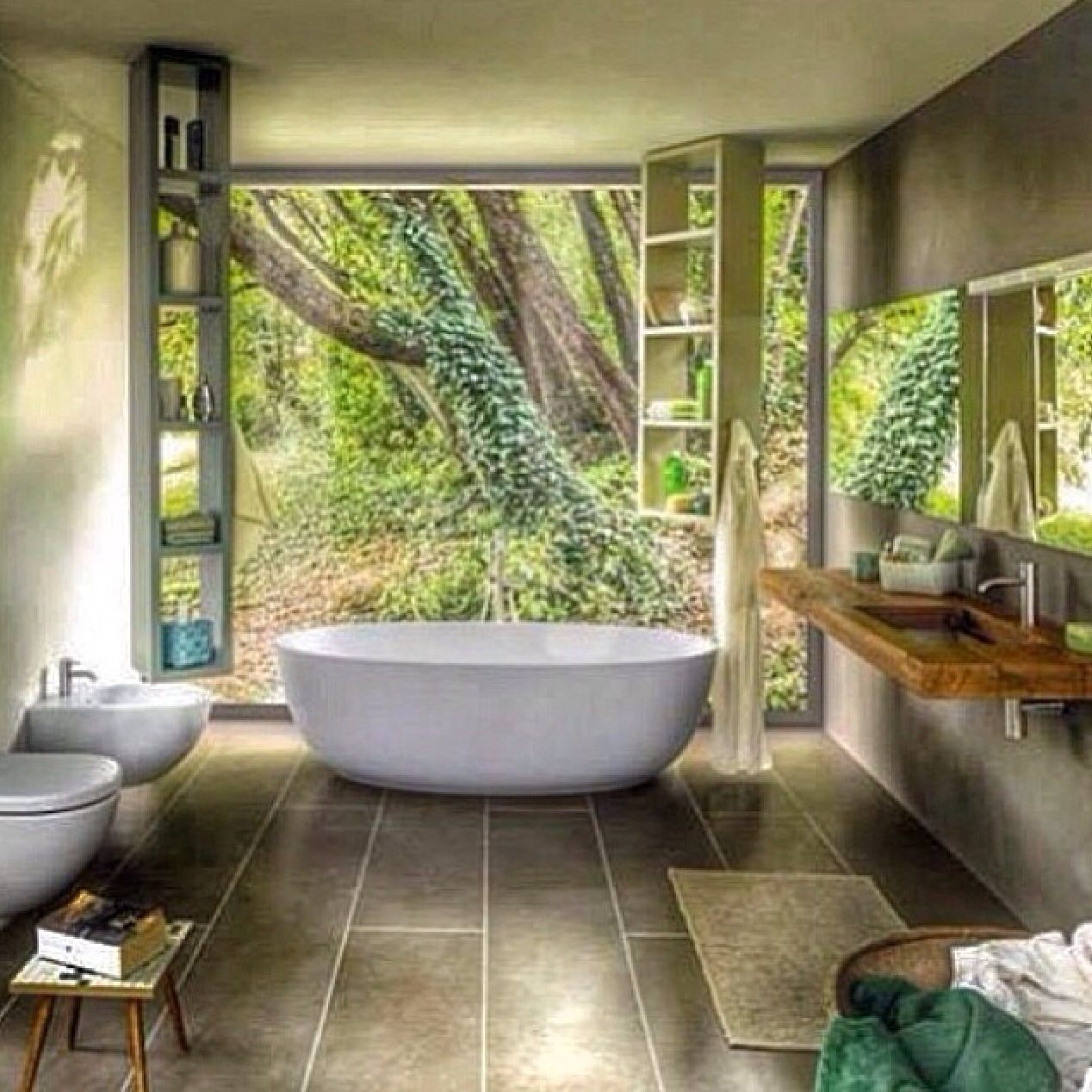 Rainforest Bathroom Rainforest House Pinterest Plunge Pool Bath And Bedrooms