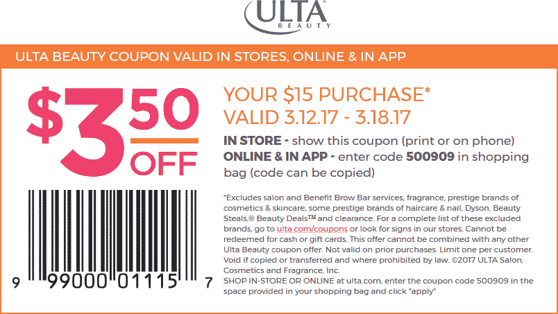Ulta Beauty Coupons Shopping Deals Beauty Coupons Ulta Beauty Ulta