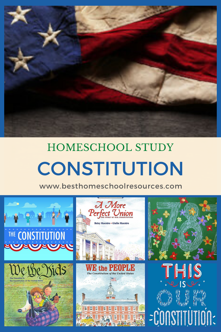 Constitution Homeschool Study In 2020 Resources Discus The Preamble Of